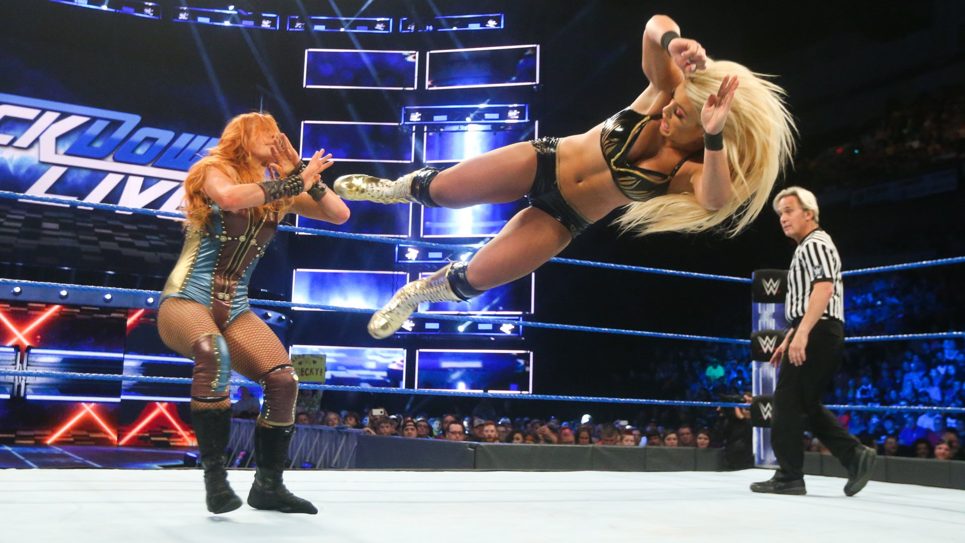 Smackdown Live Results:July 17th,2018