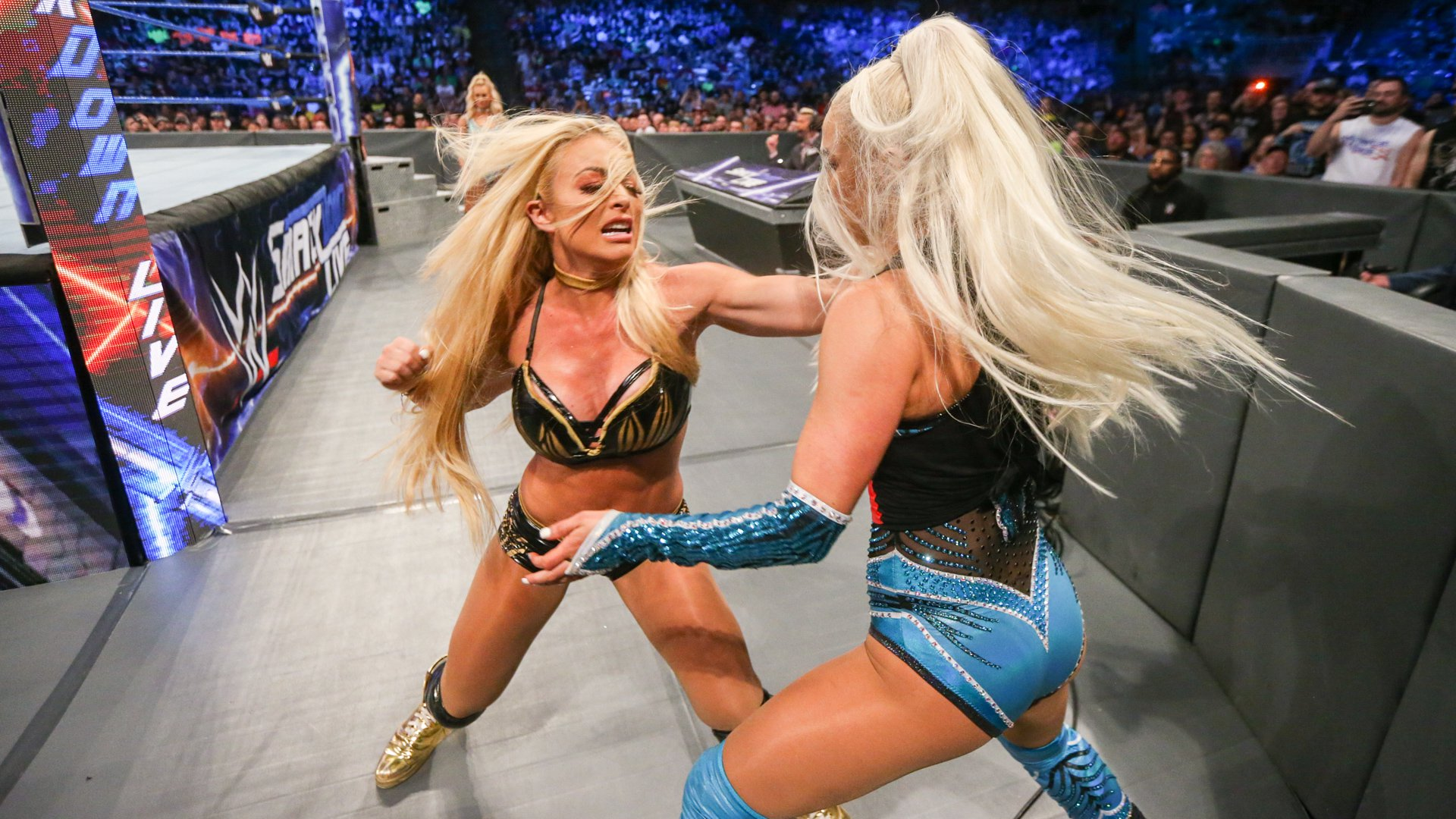 SmackDown Live Results:July 10th,2018