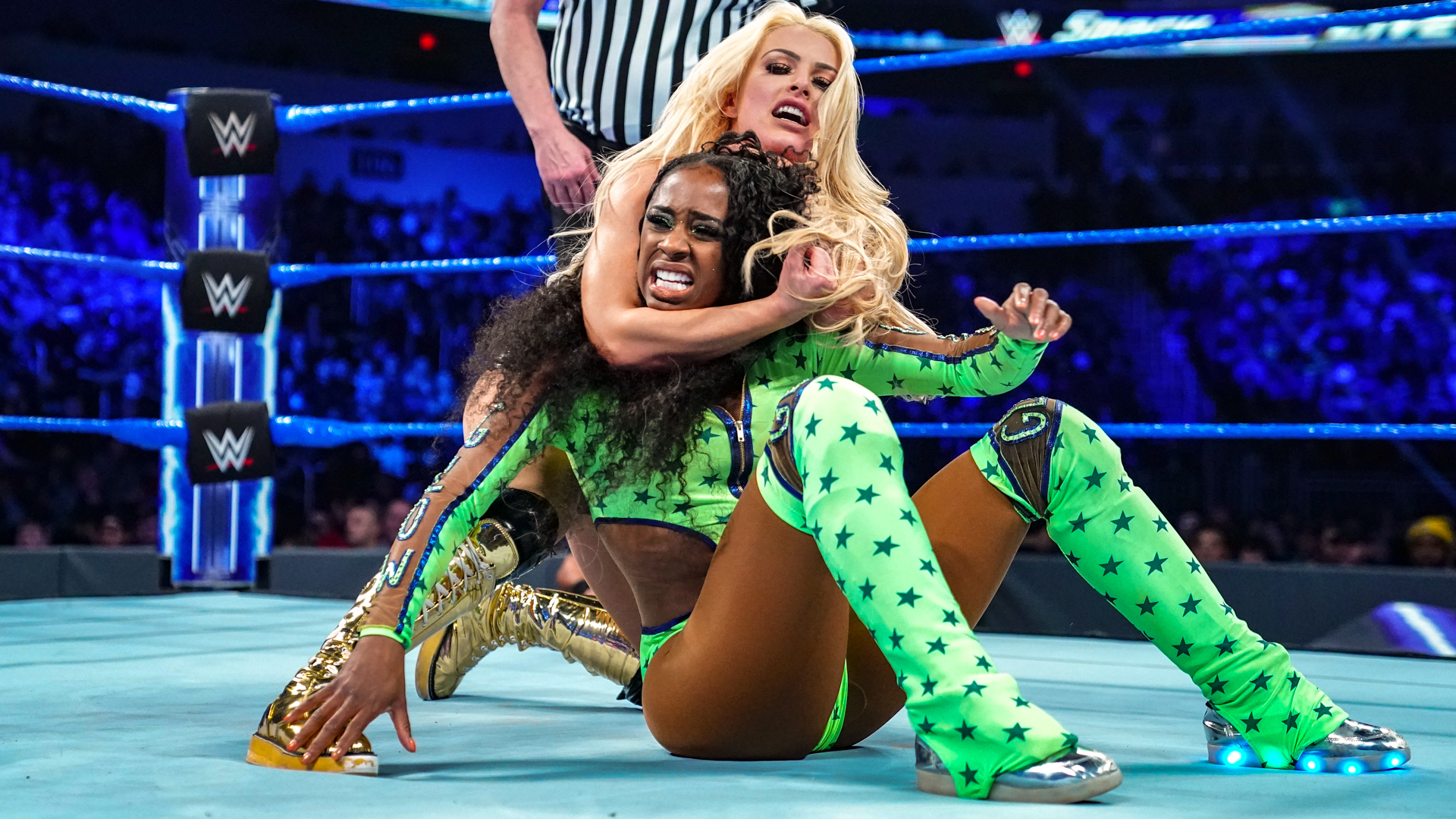 SmackDown Live Results:January 22nd,2019