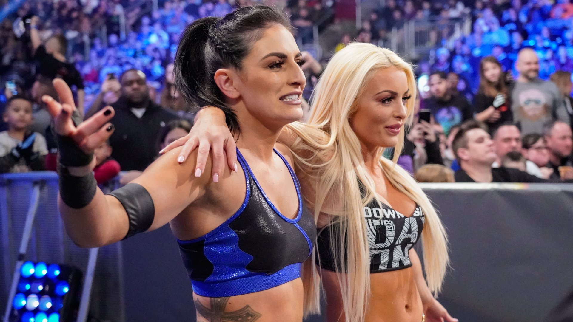 SmackDown Live Results:January 1st,2019
