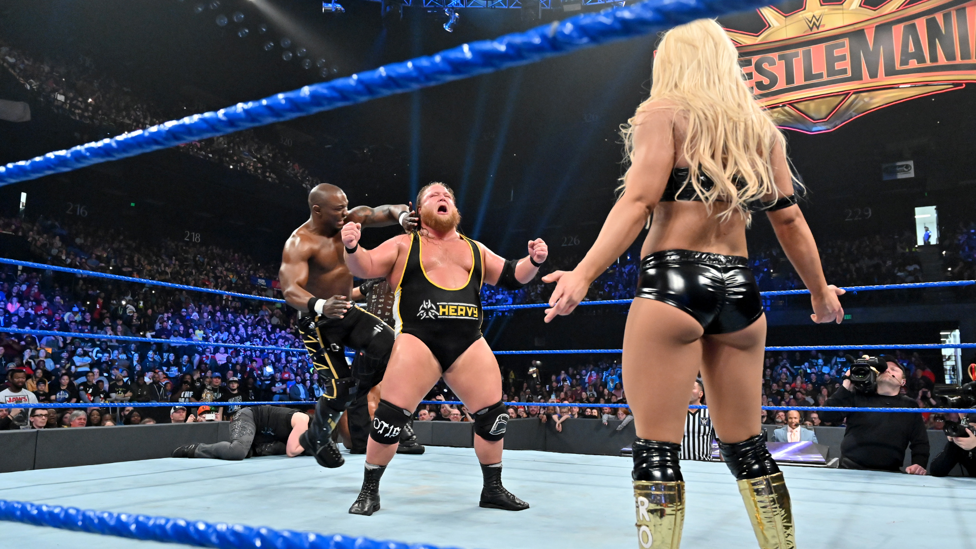 Smackdown Live Results-April 2nd,2019