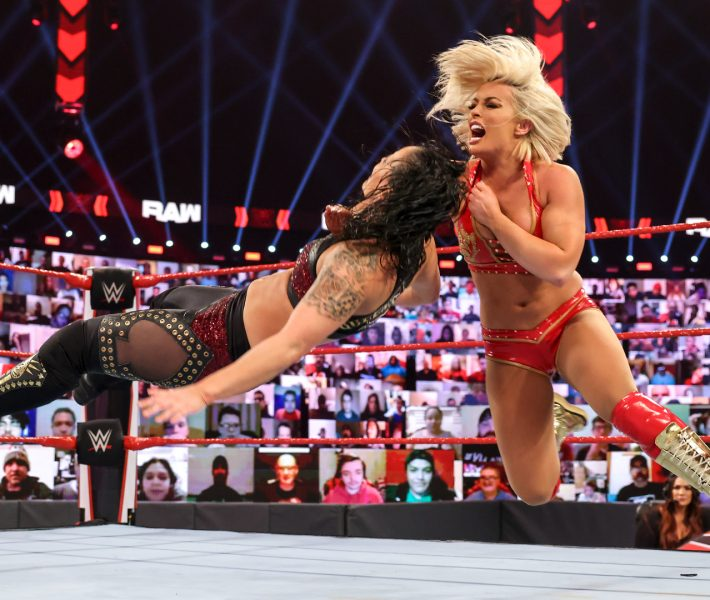 Monday Night Raw Results:January 18th,2021