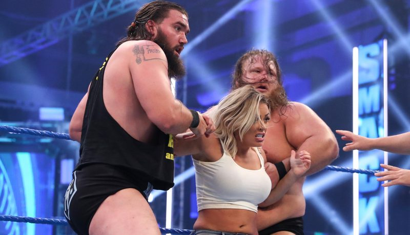 SmackDown Results:August 7th,2020